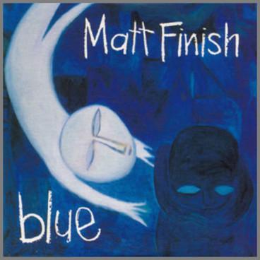 Blue by Matt Finish