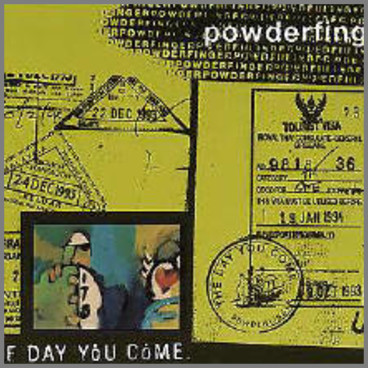The Day You Come by Powderfinger