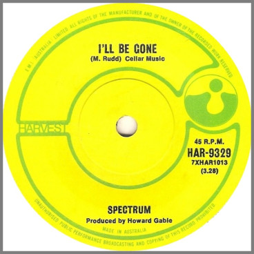 I'll Be Gone by Spectrum