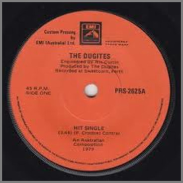 Hit Single B/W Bruce by The Dugites