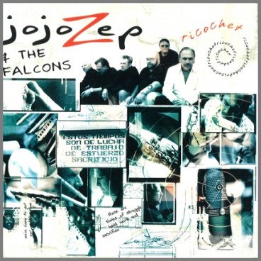 Ricochet by Jo Jo Zep and the Falcons