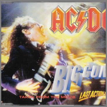 Big Gun by AC/DC