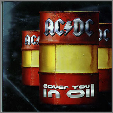 Cover You In Oil by AC/DC