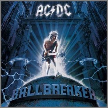 Ballbreaker by AC/DC