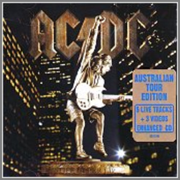 Stiff Upper Lip (Tour Edition) by AC/DC