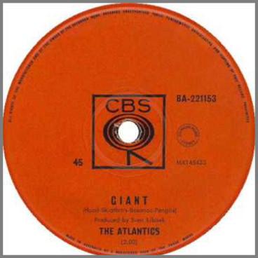 Giant B/W Mirage by The Atlantics