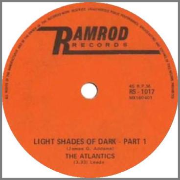 Light Shades Of Dark Part 1 B/W Light Shades Of Dark Part 2 by The Atlantics