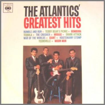 The Atlantics' Greatest Hits  by The Atlantics