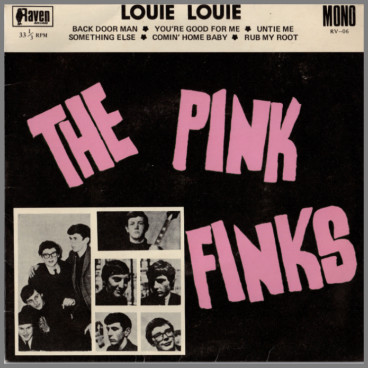Louie Louie by The Pink Finks