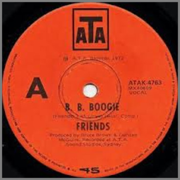 B.B. Boogie B/W Freedom Train by Friends