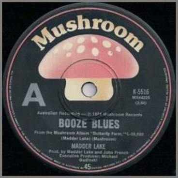 Booze Blues by Madder Lake