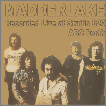 Recorded Live At Studio 620 ABC Perth by Madder Lake