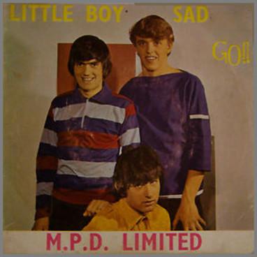 Little Boy Sad by M.P.D. Limited