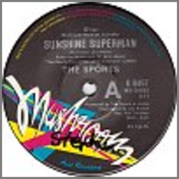 Sunshine Superman B/W Cargo Cult by The Sports