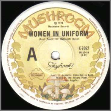 Women In Uniform by Skyhooks