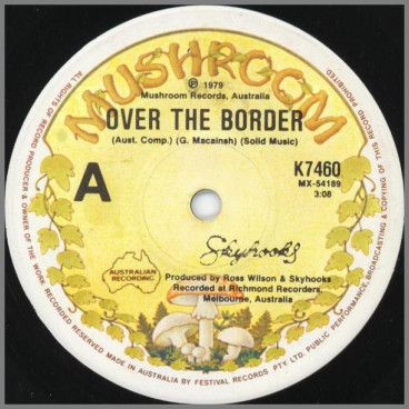 Over The Border by Skyhooks
