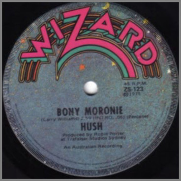 Bony Moronie by Hush