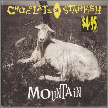 Mountain by Chocolate Starfish