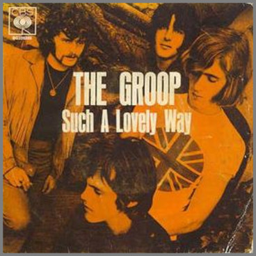Such A Lovely Way B/W We Can Talk by The Groop
