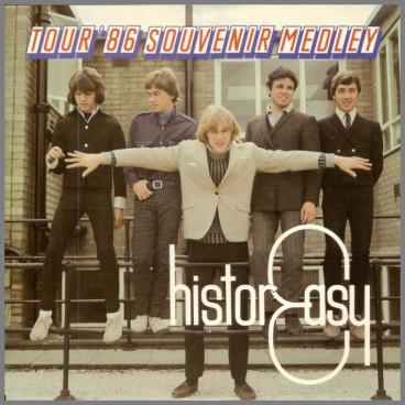 HistorEasy - Tour '86 Souvenir Medley by The Easybeats