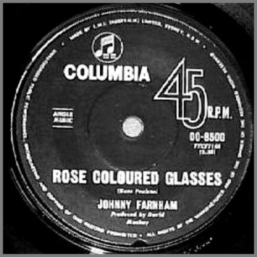 Rose Coloured Glasses B/W Scratchin' Ma Head by John Farnham