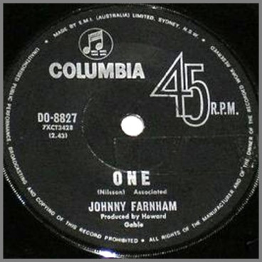 One by John Farnham