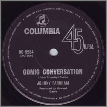 Comic Conversation by John Farnham