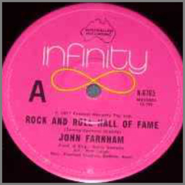 Rock And Roll Hall Of Fame by John Farnham