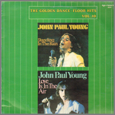 The Golden Dance-Floor Hits Vol. 10  by John Paul Young