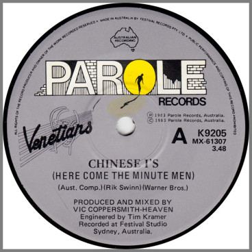 Chinese I's by The Venetians