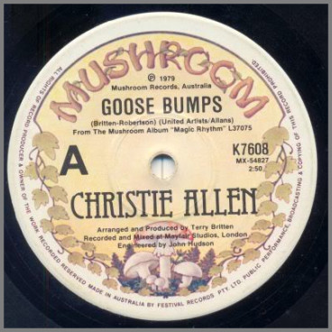 Goose Bumps by Christie Allen