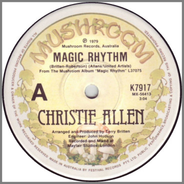 Magic Rhythm by Christie Allen