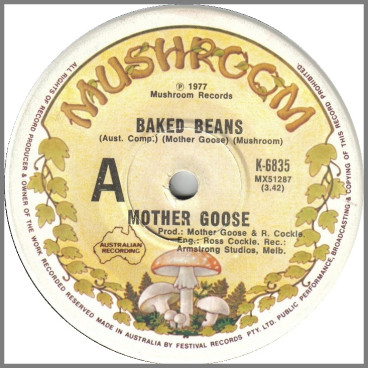 Baked Beans by Mother Goose