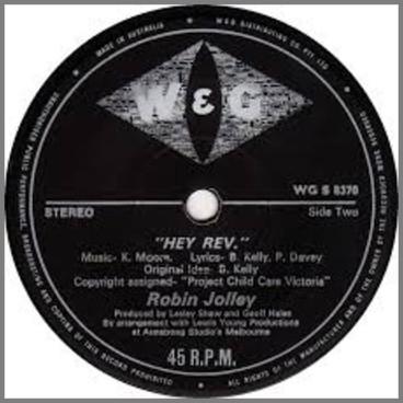 Hey Rev. by Robin Jolley