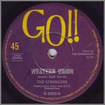 Western Union B/W Cool Jerk by The Strangers