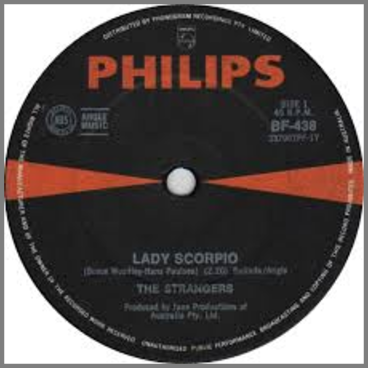 Lady Scorpio B/W California Soul by The Strangers