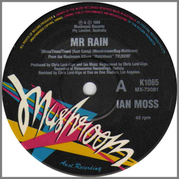 Mr Rain by Ian Moss
