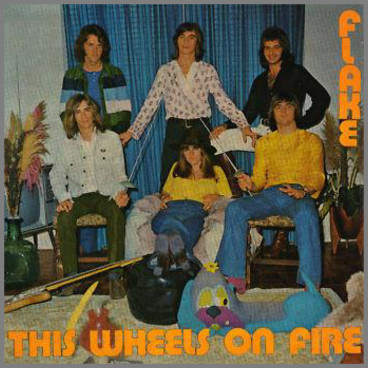 This Wheel's On Fire by Flake