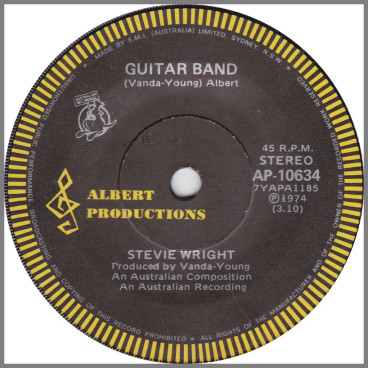 Guitar Band by Stevie Wright