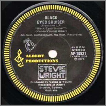 Black Eyed Bruiser by Stevie Wright