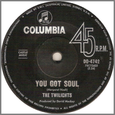 You Got Soul by The Twilights