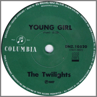 Young Girl by The Twilights
