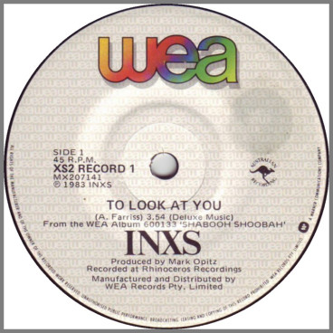 To Look At You by INXS