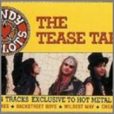 The Tease Tapes by Candy Harlots