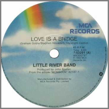 Love Is A Bridge by  Little River Band