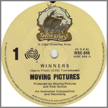 Winners by Moving Pictures