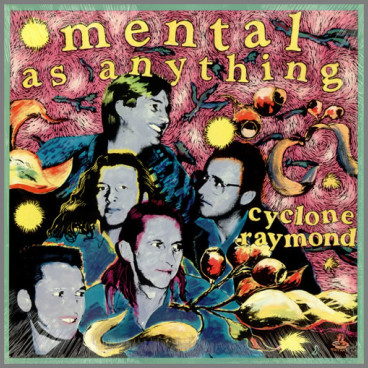Cyclone Raymond by Mental As Anything