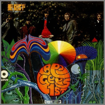 Bee Gees' 1st by The Bee Gees