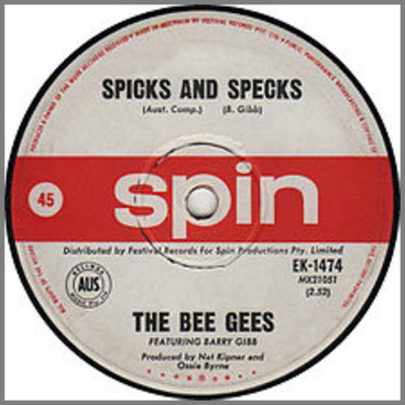 Spicks And Specks by The Bee Gees