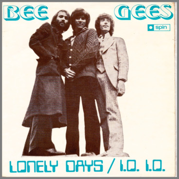 Lonely Days / I.O.I.O. by The Bee Gees